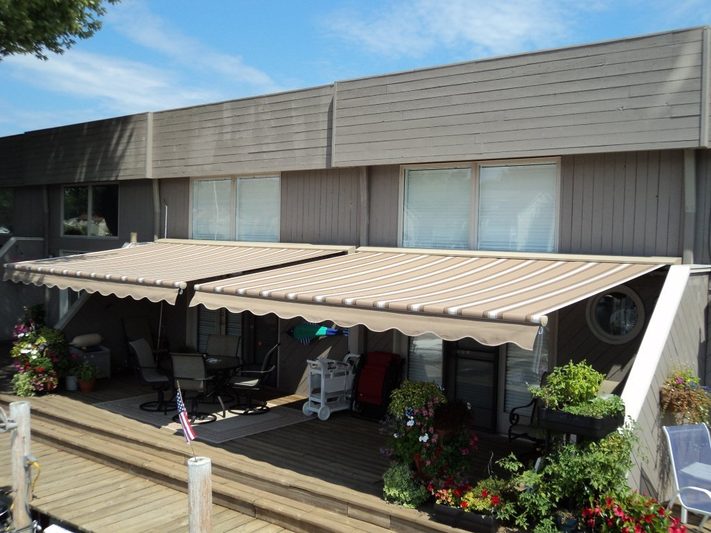 south haven awning installation